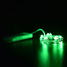 1m 2m LED Xmas Decor Battery Power Operated Copper Wire Mini Fairy Light String
