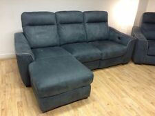 Fabric Up to 3 Electric Sofas