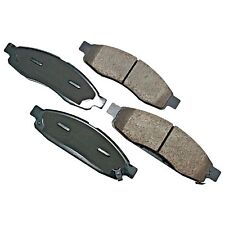 FRONT BRAKE PADS FOR NISSAN INFINITI Semi-Metallic FITS Titan Armada QX56