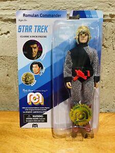 MEGO STAR TREK ROMULAN COMMANDER TARGET  # 5706 of 10000 - *** FREE SHIPPING ***