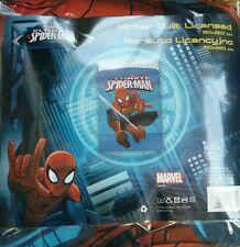 Calda Trapunta Piumone Invernale Marvel Spiderman Disegno Piazzato 2016