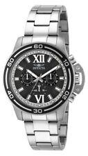 Invicta Specialty 15056 Men's Black & White Roman Numeral Chronograph Watch