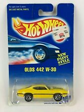 Hot Wheels Olds 442 W-30 Collector No. 267 Yellow