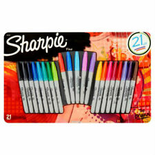 Sharpie Fine Tip Permanent Markers 21 Ct. *New in Package*