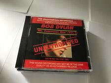 BOB DYLAN UNAUTHORISED VOL 1 RARE 15 TRK CD [B17]