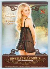 "MICHELLE MCLAUGHLIN ANNA BERGLUND ""GREEN BASE /3"" BENCHWARMER TREASURE CHEST 15"