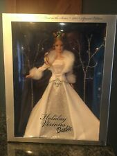 NRFB 2003 Mattel Barbie Holiday Visions Winter Fantasy First In Series