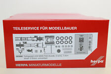 Herpa 083966 Chassis Truck Man 7,45m, 3achs 1:87 H0 NEW ORIGINAL PACKAGING