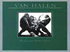 CD VAN HALLEN WOMEN AND CHILDREN FIRST  HARD ROCK METAL