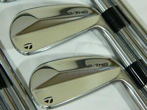 2021 Taylormade P7MB Iron set 4-PW KBS Tour 120 Stiff Steel irons P7-MB