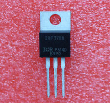 10pcs IRF3708 Integrated Circuit IC TO-220