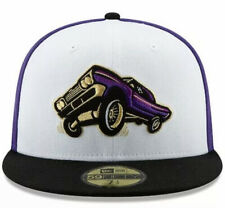 NEW ERA Fresno Grizzlies LOWRIDERS 59FIFTY Sz 7 1/4 fitted cap hat MiLB minors