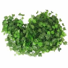12 x Ivy Vine Decoration Artificial Plants - Leaf Sweet Potato K4L2