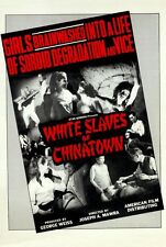 The White Slaves Of Chinatown Movie Poster 27x40