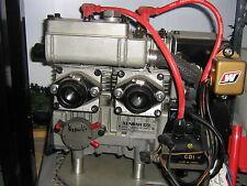 Rupp Xenoah g25bwr engine complete rebuilt w ignition