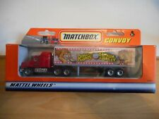 """Matchbox Convoy Truck """"Ringling Bros & Barnum & Bailey in Red/White in Box"""