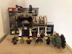 Lego 76103 Marvel Super Heroes L'attaque de Corvus Glaive Avengers Infinity War