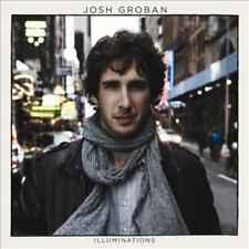 JOSH GROBAN - ILLUMINATIONS NEW CD