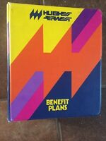 Hughes Airwest Benefit Plans 1977