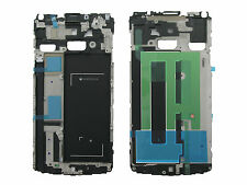 Genuine Samsung Galaxy Note 4 N910f LCD Bracket Assembly Cover White Gh98-34587a