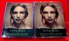 Celia Rees Witch Child 4-Tape UNABR Audio Book Emilia Fox Witchcraft/Historical