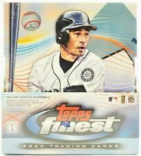 Topps 2020 Finest Baseball Hobby Box - Pack of 12