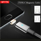 Magnetic Type-C Micro USB Fast Charging Charger Cable for LG G5 G6 Samsung S8