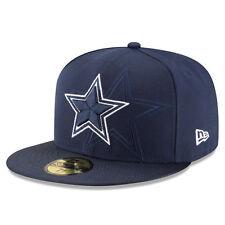 Dallas Cowboys NFL Football Kappe Cap New Era 5950 Size 7 1/4 On Field Sideline