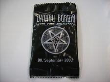 DIMMU BORGIR - BONBONS PROMO GADGET 2003 DEATH CULT ARMAGEDDON