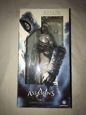 Assassins Creed Altaïr Collectible Figure /w Box Ubisoft