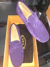 TODS MEN LOAFERS SIZE 9