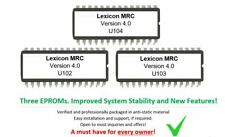 Lexicon MRC - Versione 4.0 Firmware Upgrade [Latest OS ] [LXP-15] Midi Update