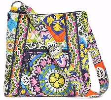 VERA BRALEY Hipster RIO Crossbody Bag Purse Tote $60 SOLD OUT PATTERN!