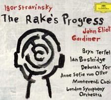 John Eliot Gardiner, John Ringer - Rake's Progress [New CD]