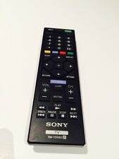 NEW SONY RM-YD092 RMYD092 LED HDTV REMOTE CONTROL Television BluRay DVD