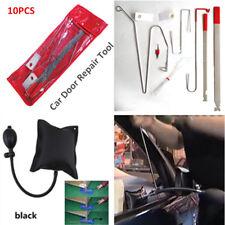 10PC Car SUV Door Key Lost Lock Out Emergency Opening Repair Tool Kit Universal