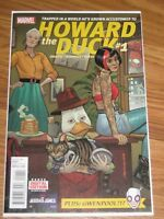 MARVEL HOWARD THE DUCK #1, RARE FIRST APPEARANCE OF GWENPOOL!!!! never opened
