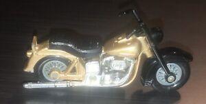 Vintage 1980 Lesney Harley Davidson Diecast Toy Motor Cycle England