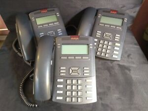 Avaya NTYS19 VoIP Phones With Handsets - Very Good