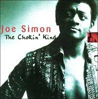 JOE SIMON  * 18 Greatest Hits  * NEW CD * All Original Songs * THE CHOKIN' KIND