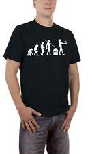 5XL mit Evolutions Kurzarm Herren-T-Shirts in Größe
