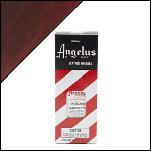 Angelus Leather Dye Oxblood 88ml (11,30€/100 ml)