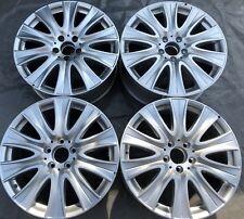 4 Orig Mercedes-Benz Alufelgen 8Jx18 ET41 A2224010902 S W222 V222 X222 FM40