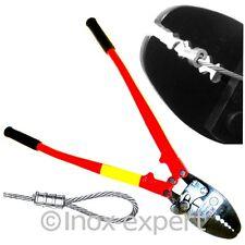 Quetschwerkzeug für Nicopress Quetschröhrchen Hülsen Presswerkzeug Crimpwerkzeug