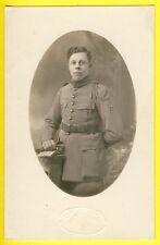 cpa Carte Photo P. Valck, NANCY SOLDAT MILITAIRE du 8e Régiment Fer à cheval