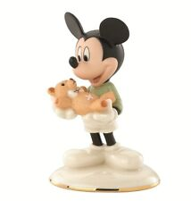 Disney Lenox Gift Mickey Mouse - Mickey's Well Wishes China Figurine NEW