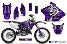 SUZUKI RM 125 250 Graphics Kit 2001-2009 CREATORX DECALS BTPR