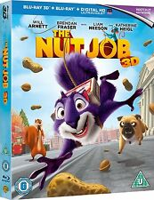 The Nut Job (Blu-Ray) (C-U)