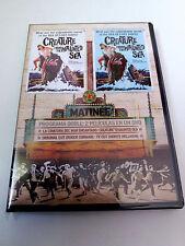 """DVD """"LA CRIATURA DEL MAR ENCANTADO"""" COMO NUEVO ROGER CORMAN MONTE HELLMAN 2 VERS"""