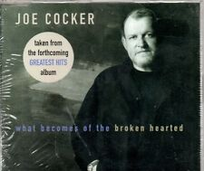 Joe COCKER	What becomes of the broken hearted Promo 1-track jewel case	MAXI CD